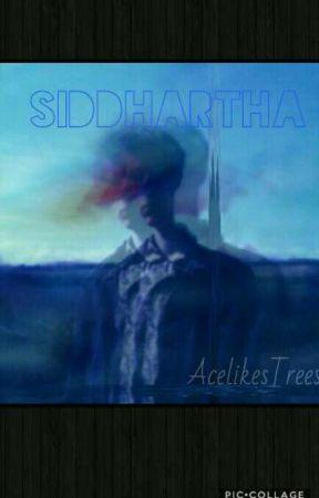 Siddhartha by AcelikesTrees