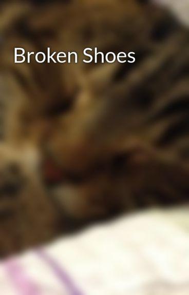 Broken Shoes by minieeelover