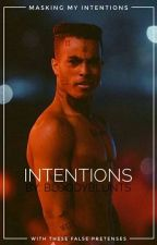 intentions // jahseh onfroy by bloodyblunts