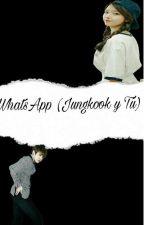 Whatsapp (Jungkook y tu) by Kimsunny19