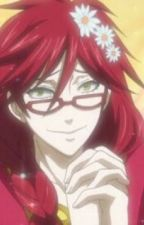 Yandere Grell x Male!Reader by McYiffer