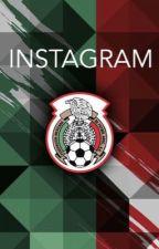 instagram + selección mexicana + by benhowedes