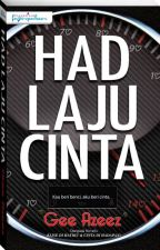 HAD LAJU CINTA by dearnovels