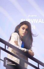 Survival 101 ↝ Carl Grimes [1] by BeautyAndMarie_