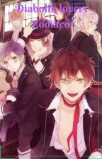 Zodiaco Diabolik Lovers by InsaniaDeAkabane