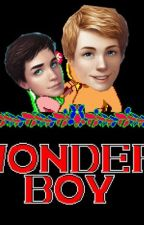 Wonderboy by KeefeFoster
