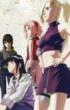 Naruto _ UN NINJA EN UNA DIMENCION DE PURAS KUNOICHIS  by Ray-Kobayashi
