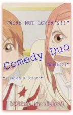Together Forever with Mr. Pandak (TFMP) ''comedy duo'' [ongoing] by Tripperobrey