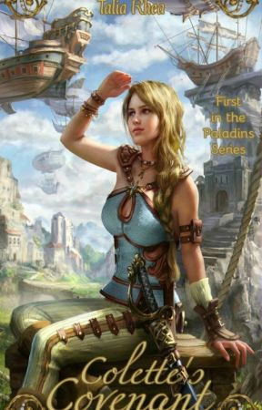 Colette's Covenant by Talia_Rhea