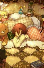 El sueño profundo by imarenesuky96