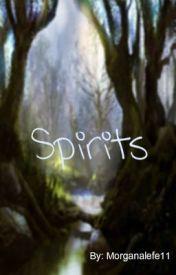 Spirits by morganalefe11