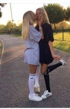 Lisa And Lena  by Fatima04_