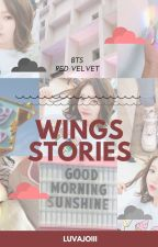 WINGS STORIES by luvajoiii
