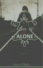 You're Not Alone |→Sakamaki Shū←| by -ticci