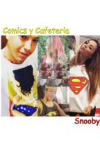Comics y Cafetería by JazbrielySnobyNinjaz