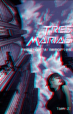 Tres Marias: Read-Only Memories by Antinemesis
