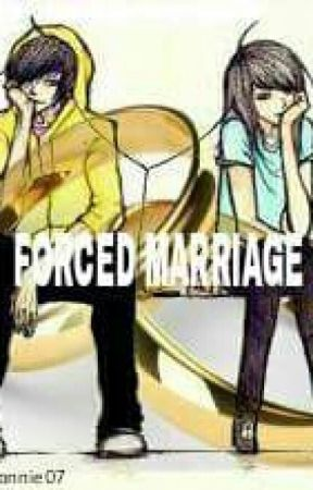 FORCED MARRIAGE by macaronnie07