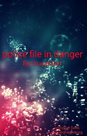 police file in danger ~ septiplier by Charakillall