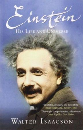 GENIUS - An Anthology Series #1: Albert Einstein by MarcCruz7