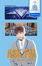 ask.fm // Produce 101 S2 by spicyddeok