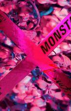 Кириллизация песен Monsta X by chippotle