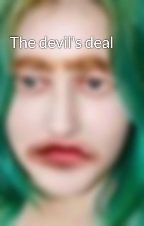 The devil's deal by Mememeilyssaaa