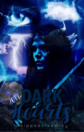 Dark Hearts ↯ the lightning thief [1] by whippedcreaming