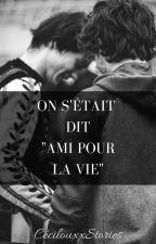 """On s'était dit...""""Ami pour la vie"""" (  Tome1) by CecilouxxStories"""