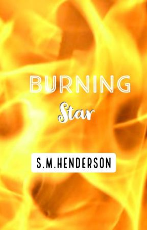 Burning Star by smhenderson