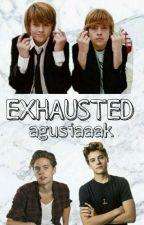EXHAUSTED|•C.S&D.S by agusiaaak