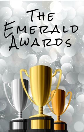 The Emerald Awards{OPEN} by TheEmeraldAwards