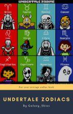 Undertale Zodiacs by Jacksonscaresall