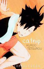 catnip ; k.t by bibliophilegeek