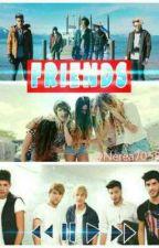 Friends (Auryn & CD9) by Nerea7058