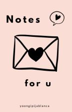Notes for u »  Kookmin by Yoongipijablanca