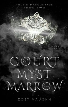 Court of Myst and Marrow by Vaughnja