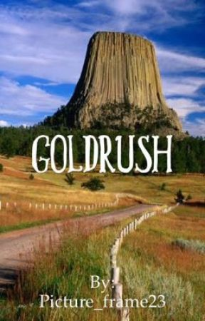 Gold rush  by Picture_frame23