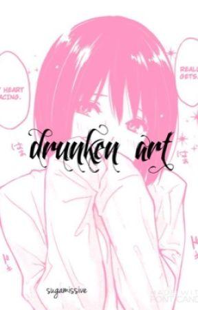 drunken art || j.jk by grungey-bbydoll