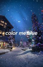 color me blue ➥ e.nestor ✓ by -asterismos