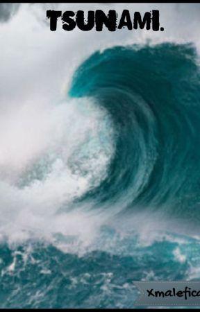Tsunami. by XmaleficaX