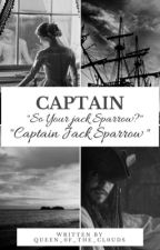 Captain •• Jack Sparrow •• by Queen_0f_the_Cl0uds