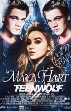 Maya Hart Teen Wolf by channel_magic
