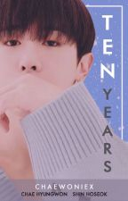 Ten Years «HyungWonho / 2Won» by chaewoniex