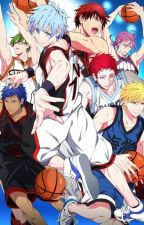 Kuroko no basket x Reader by LordPandarius