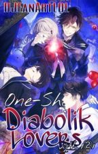 «Diabolik Lovers» {LEMONS AND ONE-SHOTS} [2] by DJFanArtLOL
