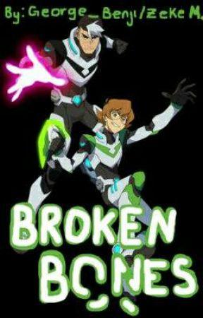 Broken Bones (shidge) by George_Benji