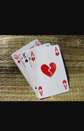 The Broken Hearts Game by KittyCatLover505