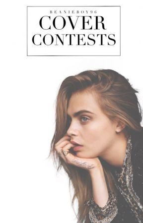 COVER CONTESTS! {OPEN} by Beanieboy96