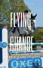 Flying Change by EQWriter