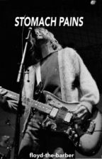 Stomach Pains (KURT COBAIN) by Floyd-The-Barber
